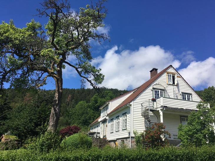Lars Hertevig hus