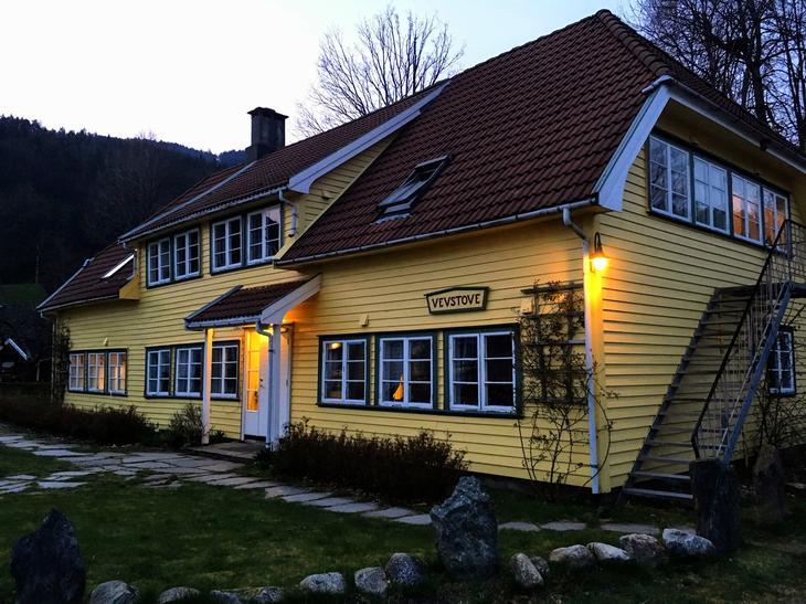 Fartein Valen hus